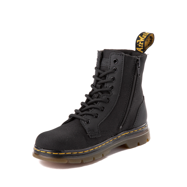 alternate view Dr. Martens Combs Boot - Big Kid - BlackALT2