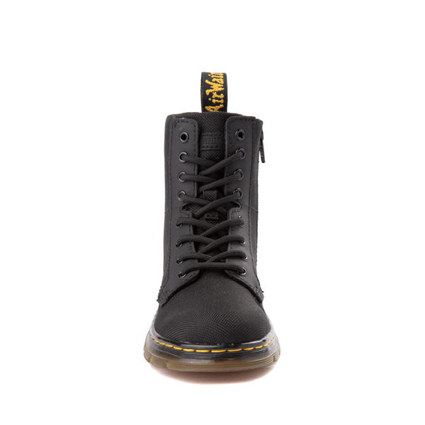 alternate view Dr. Martens Combs Boot - Big Kid - BlackALT4