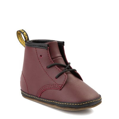 Alternate view of Dr. Martens Auburn Bootie - Baby - Cherry
