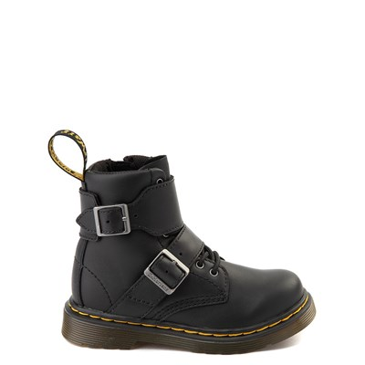 Main view of Dr. Martens 1460 8-Eye Joska Boot - Toddler - Black