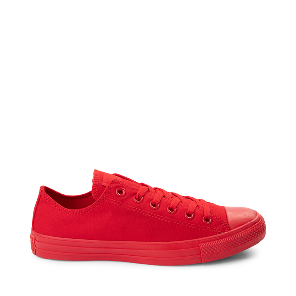 Default view of Converse Chuck Taylor All Star Lo Monochrome Sneaker - Casino Red