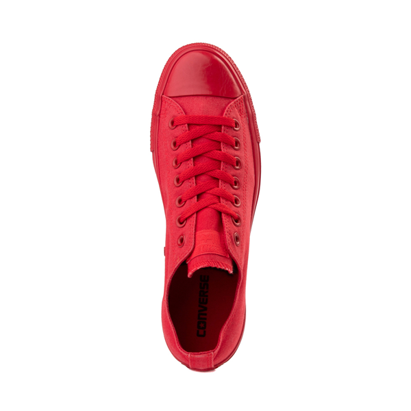 alternate view Converse Chuck Taylor All Star Lo Monochrome Sneaker - Casino RedALT2