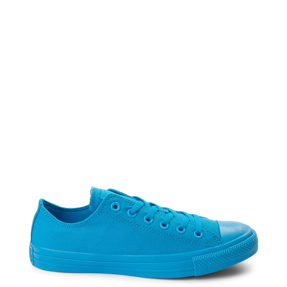 Converse Chuck Taylor All Star Lo Monochrome Sneaker - Spray Paint Blue