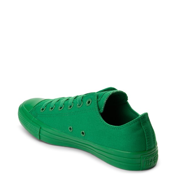 alternate view Converse Chuck Taylor All Star Lo Monochrome Sneaker - GreenALT1