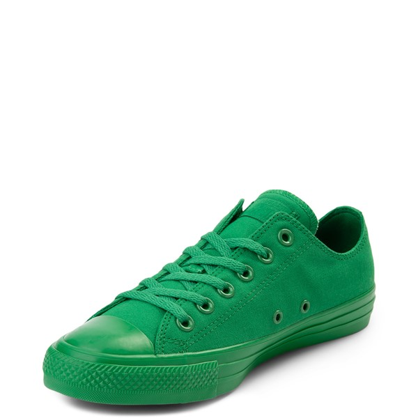 alternate view Converse Chuck Taylor All Star Lo Monochrome Sneaker - GreenALT2