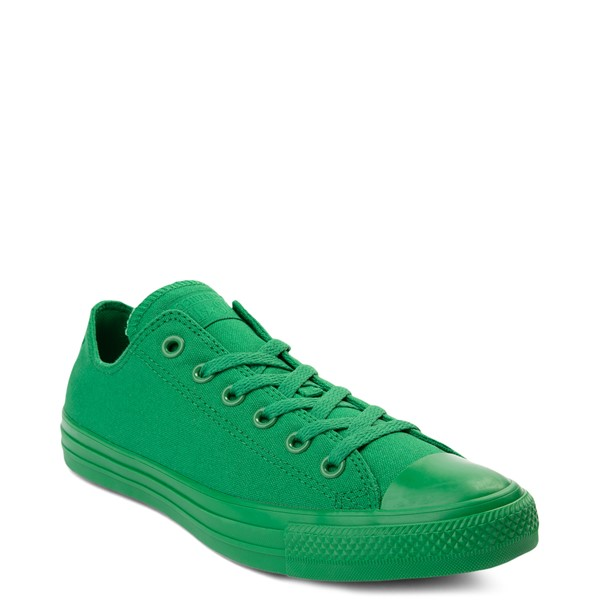 alternate view Converse Chuck Taylor All Star Lo Monochrome Sneaker - GreenALT5