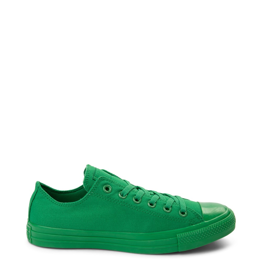 Converse Chuck Taylor All Star Lo Monochrome Sneaker - Green