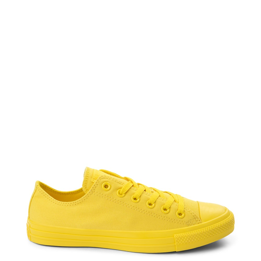Converse Chuck Taylor All Star Lo Monochrome Sneaker - Aurora Yellow