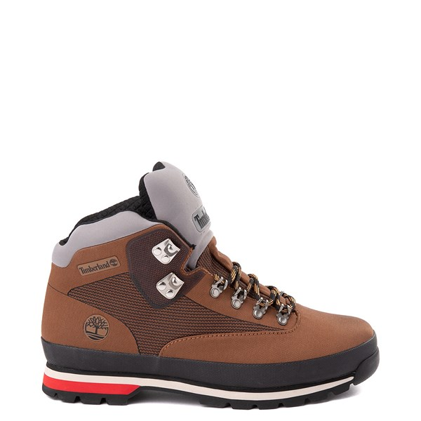 Main view of Mens Timberland Euro Hiker Jacquard Boot - Tan