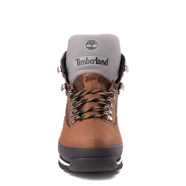alternate view Mens Timberland Euro Hiker Jacquard Boot - TanALT4