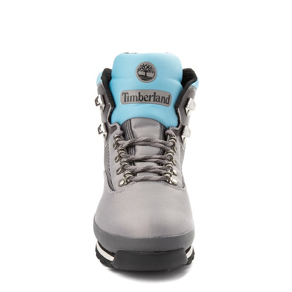 alternate view Mens Timberland Euro Hiker Jacquard Boot - GrayALT4