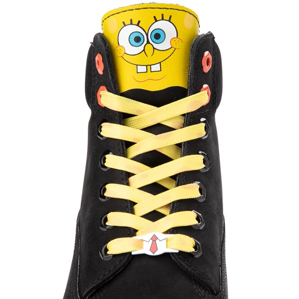 "alternate view Mens Timberland Spongebob Squarepants™ 6"" Classic Boot - BlackALT7"
