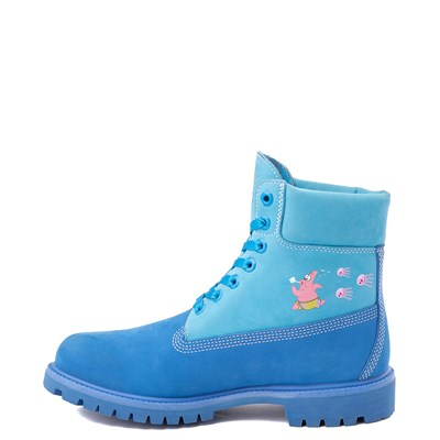 "Alternate view of Mens Timberland Spongebob Squarepants™ 6"" Classic Boot - Light Blue"