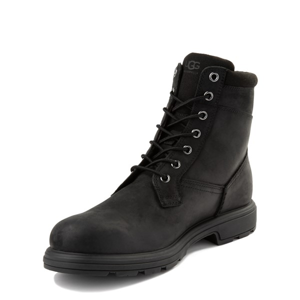 alternate view Mens UGG® Biltmore Workboot - BlackALT2