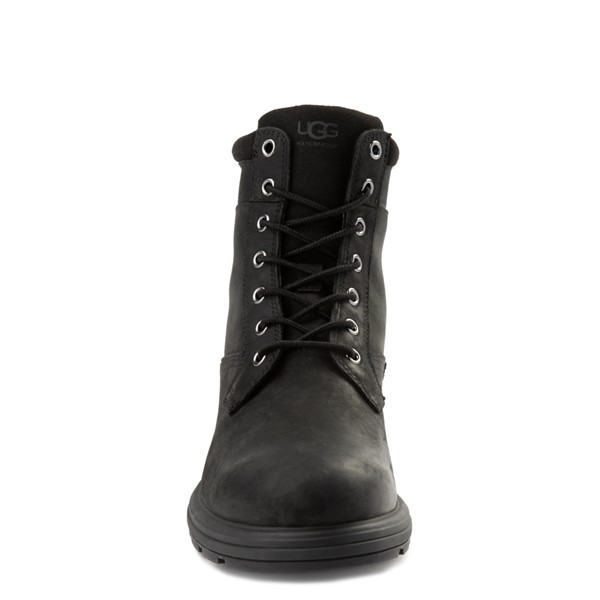 alternate view Mens UGG® Biltmore Workboot - BlackALT4