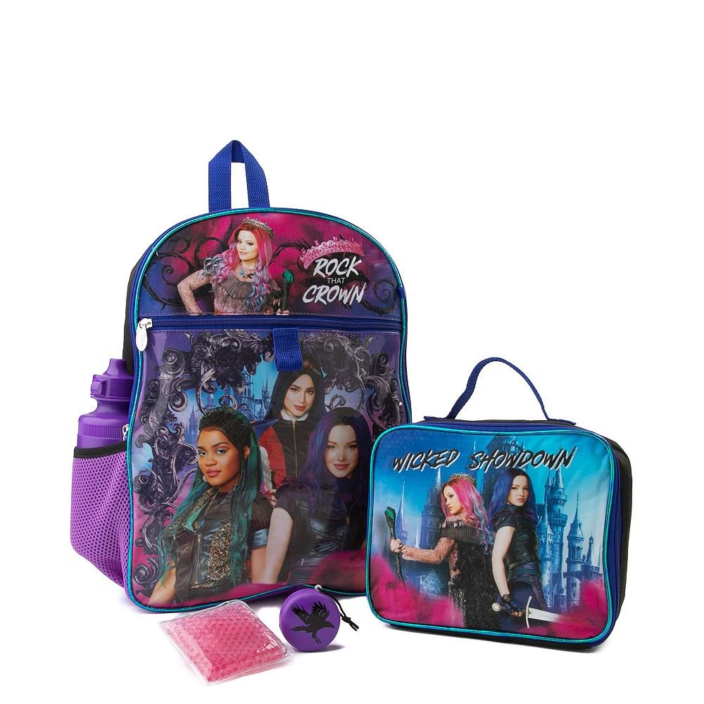 Descendants 3 5-Piece Backpack Set