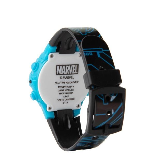 alternate view Marvel Avengers Watch - BlueALT3
