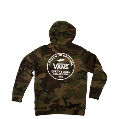 Alternate view of Vans Hoodie - Little Kid