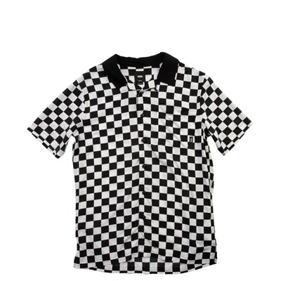 Main view of Vans Checkered Button Down Shirt - Little Kid