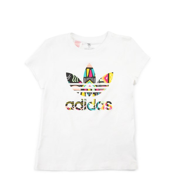 Default view of adidas Bel-Air Tee - Girls Little Kid