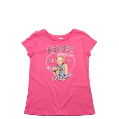 Main view of JoJo Siwa™ Happy Thoughts Tee - Girls Little Kid