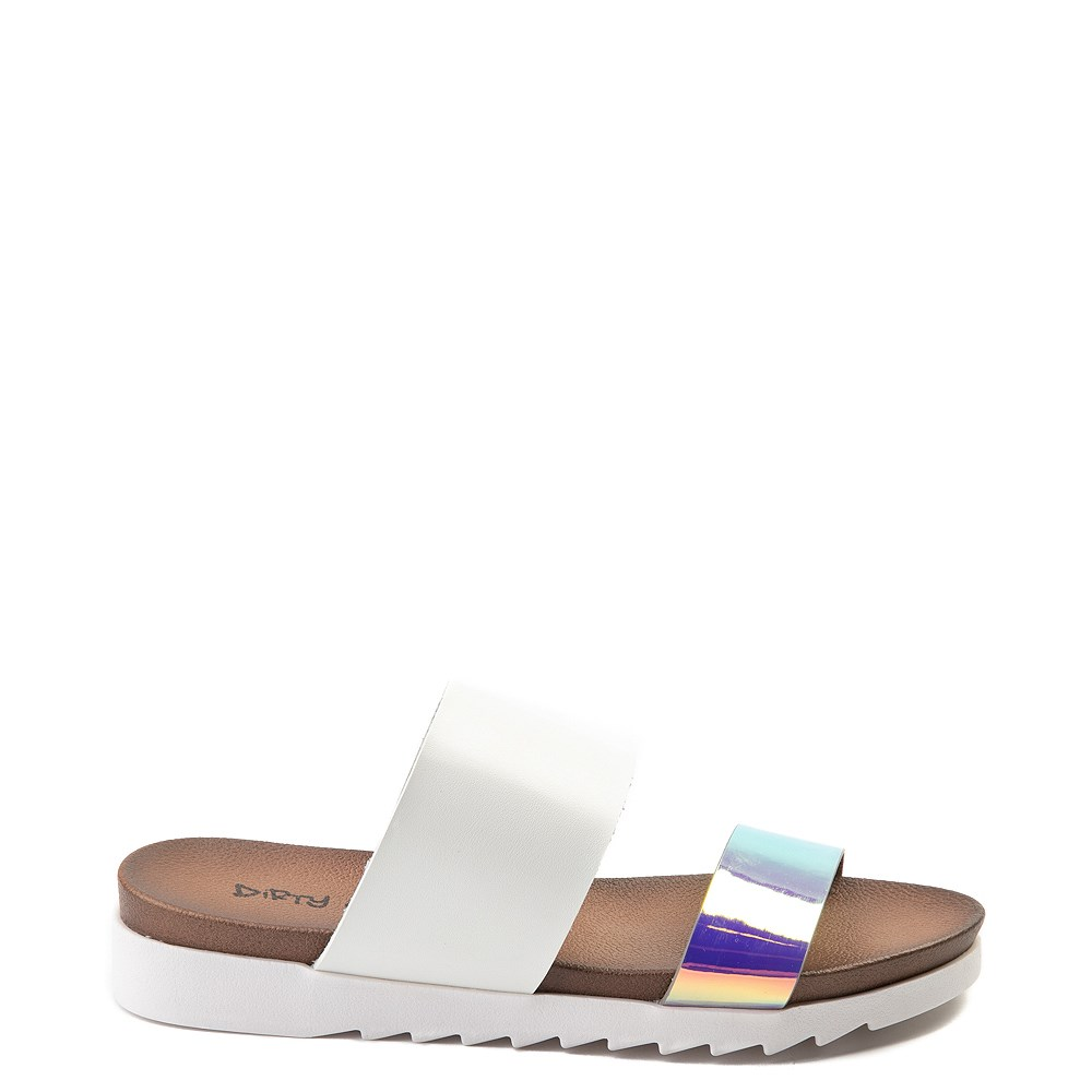Womens Dirty Laundry Can't Stop Slide Sandal
