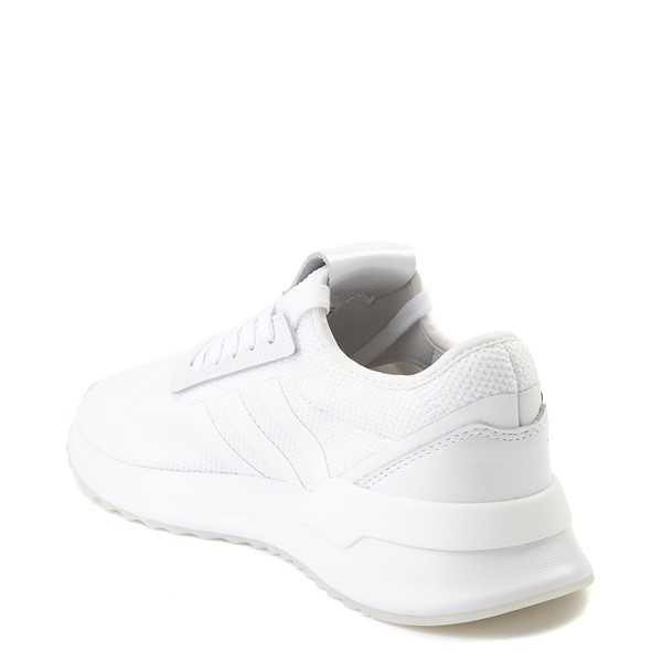 alternate view Womens adidas U_Path X Athletic Shoe - WhiteALT1
