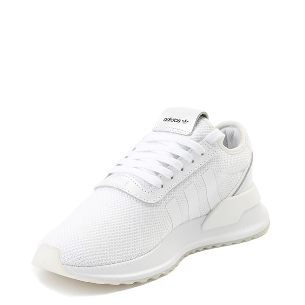 alternate view Womens adidas U_Path X Athletic Shoe - WhiteALT2