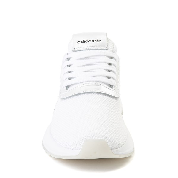 alternate view Womens adidas U_Path X Athletic Shoe - WhiteALT4