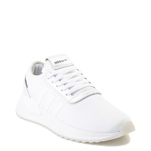 alternate view Womens adidas U_Path X Athletic Shoe - WhiteALT5