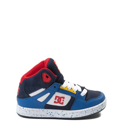 DC Pure Hi SE Skate Shoe - Little Kid / Big Kid