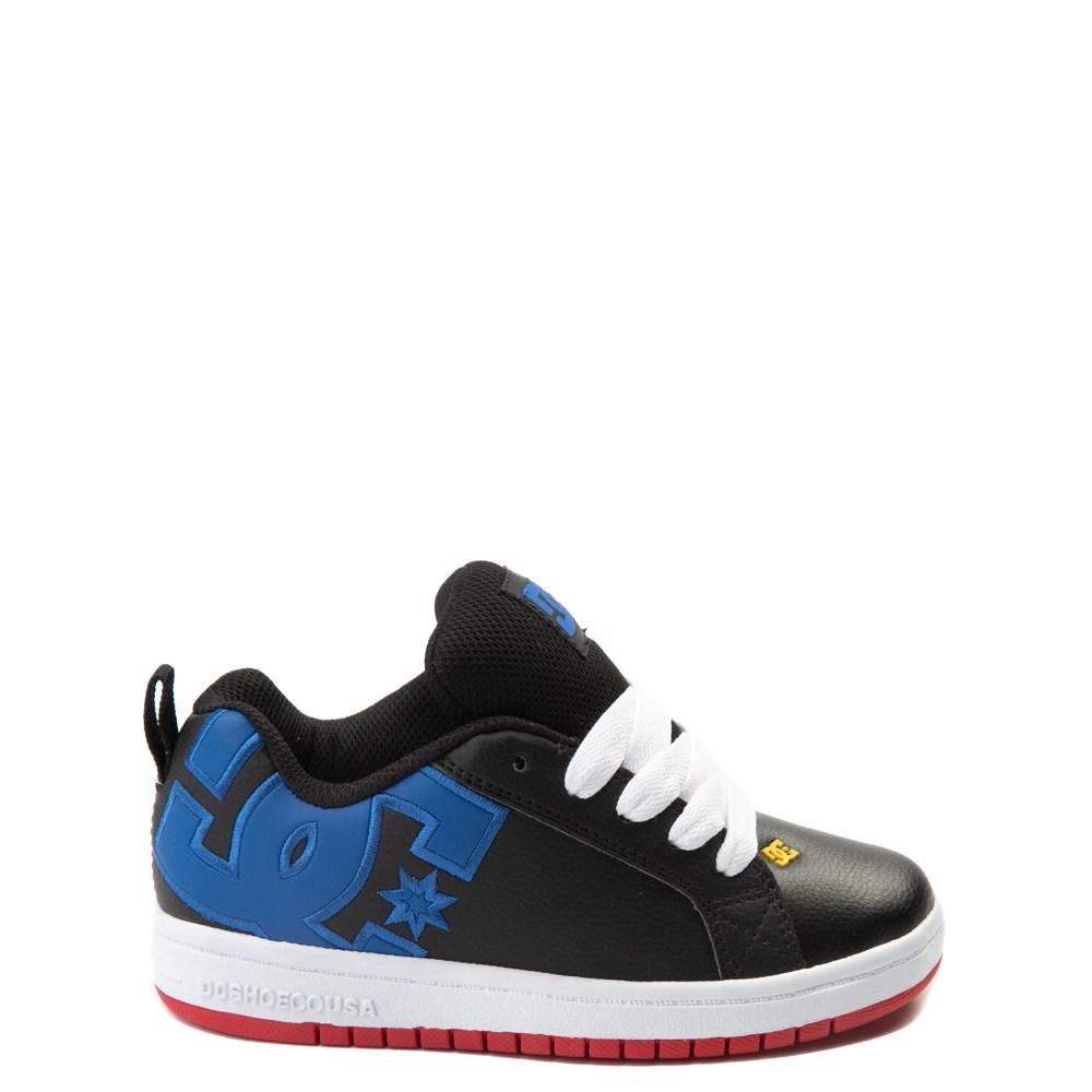 Youth/Tween DC Court Graffik Skate Shoe