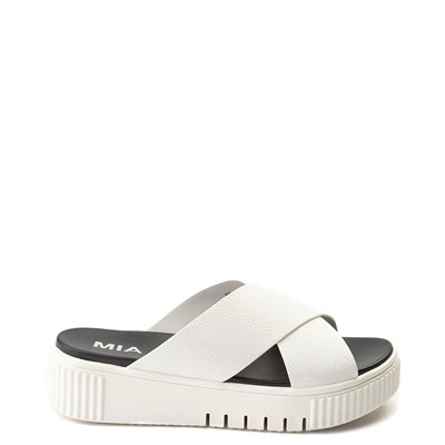 Main view of Womens MIA Lia Slide Sandal