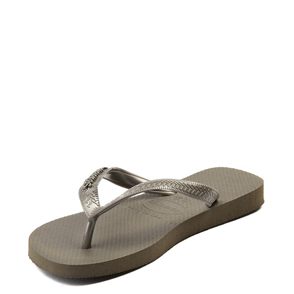alternate view Womens Havaianas Top Logo SandalALT3