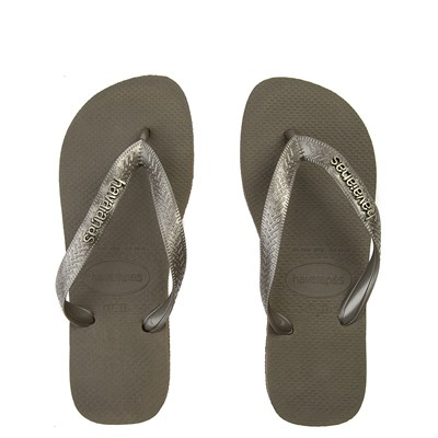 Main view of Womens Havaianas Top Logo Sandal