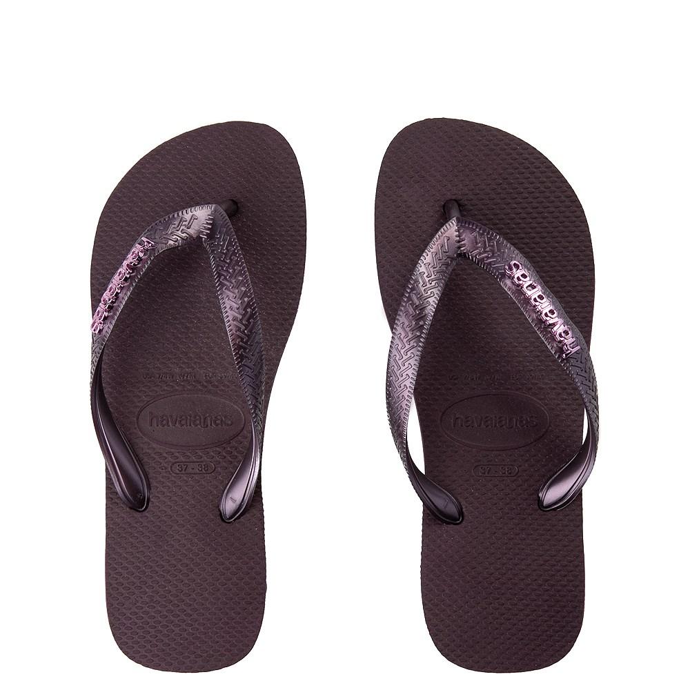 Womens Havaianas Top Logo Sandal