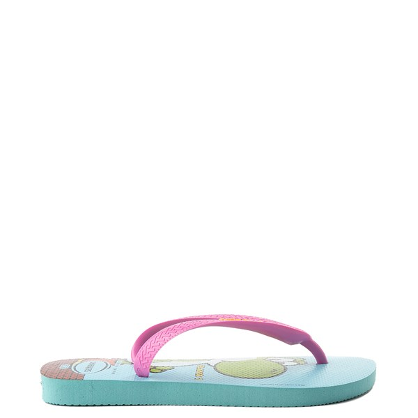 alternate view Womens Havaianas Super Mario SandalALT1