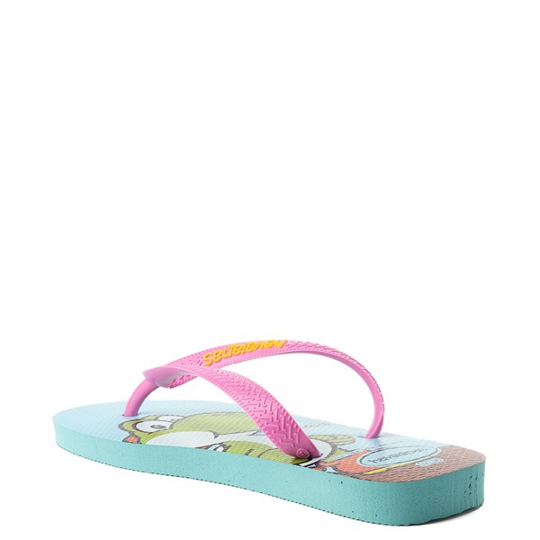 alternate view Womens Havaianas Super Mario SandalALT2