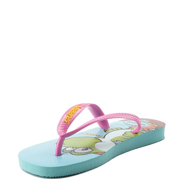 alternate view Womens Havaianas Super Mario SandalALT3