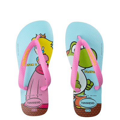 Main view of Womens Havaianas Super Mario Sandal