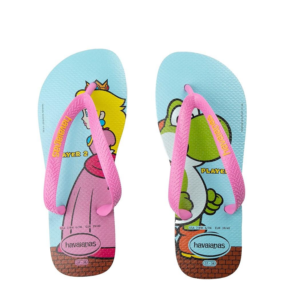Womens Havaianas Super Mario Sandal