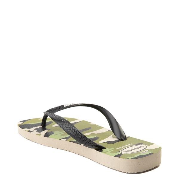 alternate view Mens Havaianas Top Sandal - CamoALT1B