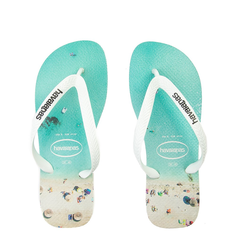Mens Havaianas Hype Sandal - Beach and Water Design