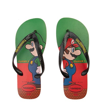 Main view of Havaianas Super Mario Sandal
