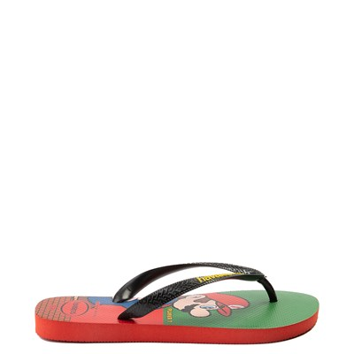 Alternate view of Havaianas Super Mario Sandal