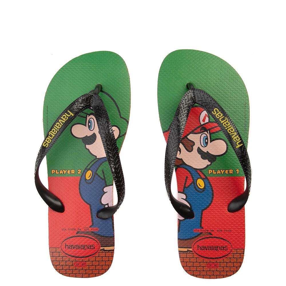 Havaianas Super Mario Sandal