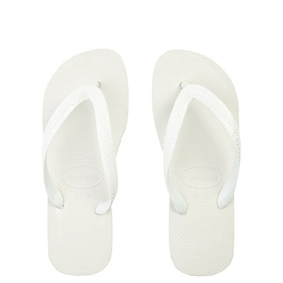 Main view of Havaianas Top Sandal - White
