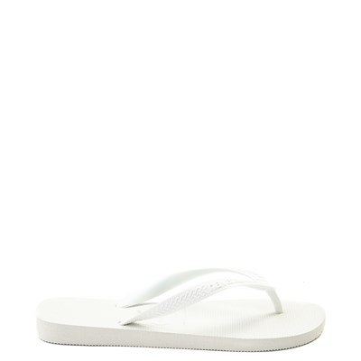 Alternate view of Havaianas Top Sandal - White