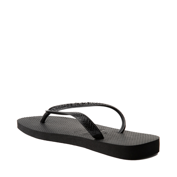 alternate view Havaianas Top Sandal - BlackALT1B