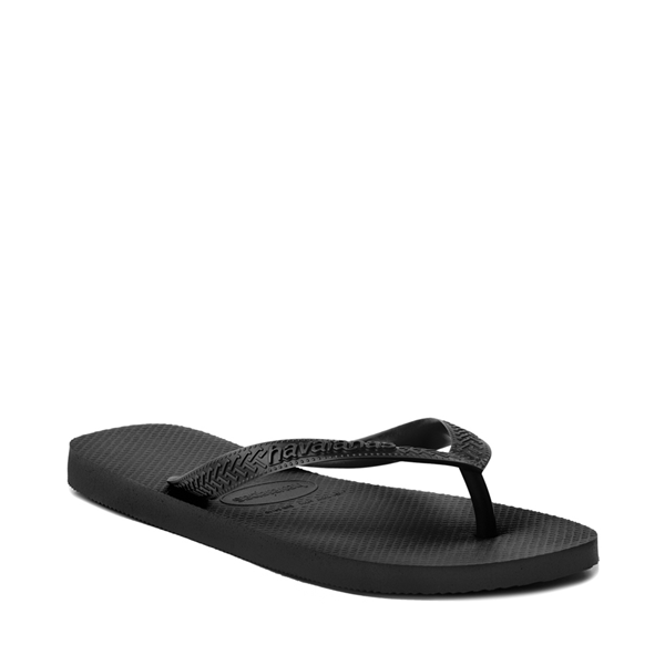 alternate view Havaianas Top Sandal - BlackALT5